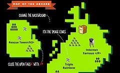 Mozilla Thimble Web Arcade