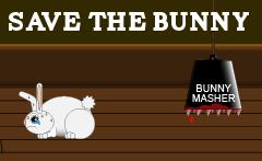 Bunny and Bunny Masher