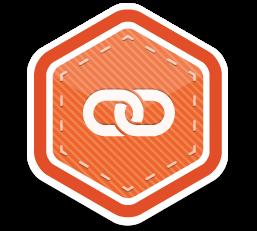 Hyperlinker Webmaker badge